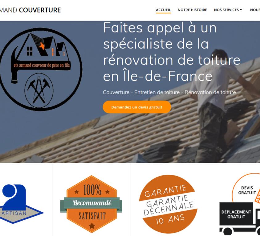 ETS-ARMAND-COUVERTURE.FR